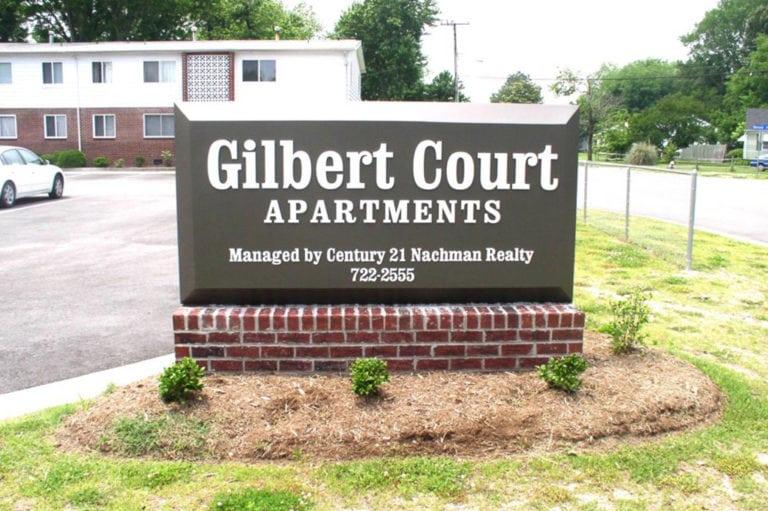 GILBERT COURT APARTMENTS